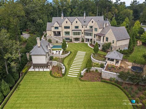 Luxury Real Estate – 1150 W Garmon Rd, Atlanta, GA, USA ...