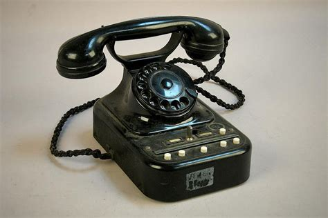 LeMO Bestand  Objekt  Telefon, um 1930