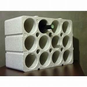 Rangement Bouteille De Vin Polystyrene
