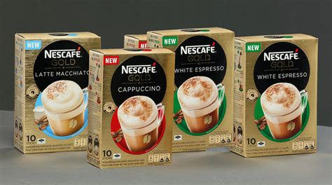 Flavor is in the details. Taste the difference of the new NESCAFÉ Gold Collection ...