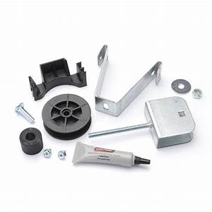 Replacement Tensioner Assembly With Pulley
