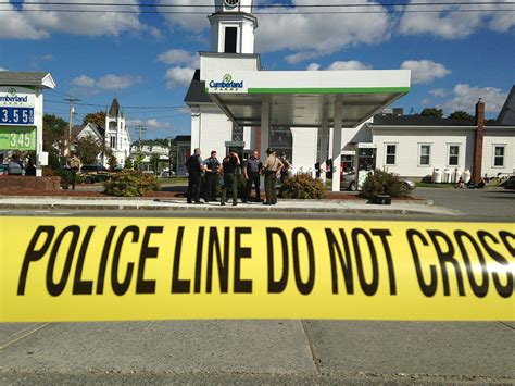 Morrisville Shooting Leads To Lock-Down | Vermont Public Radio