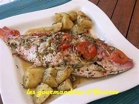 cuisine recette poisson plat poisson