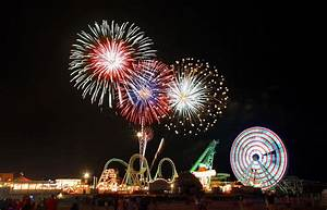 Where To See Fourth Of July 2016 Fireworks In N J   A Statewide Guide