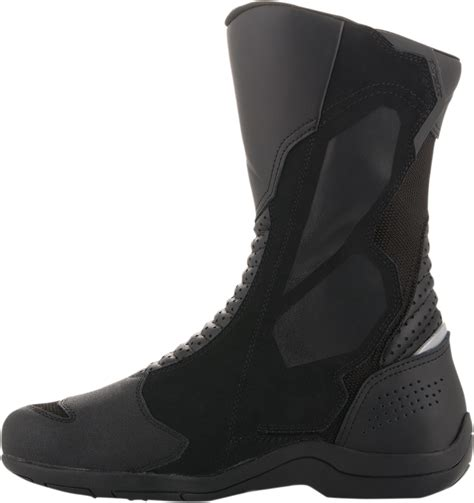 motorcycle street racing boots mens alpinestars leather air plus gtx motorcycle riding