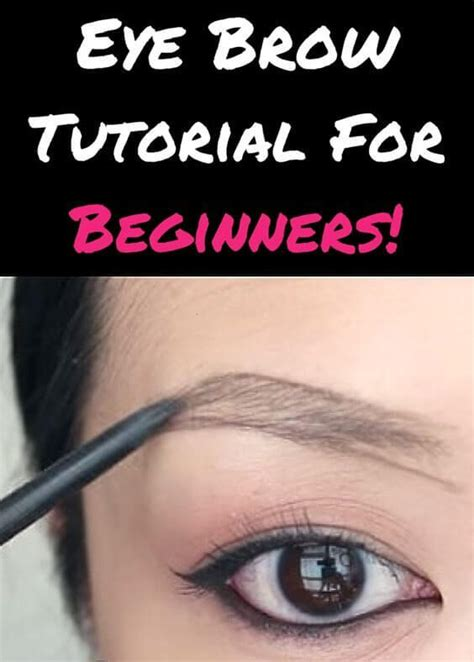 25 Stepbystep Eyebrows Tutorials To Perfect Your Look  Fashion Daily