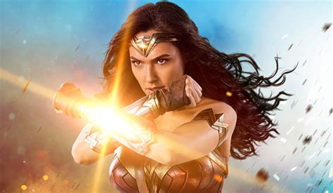 Forged By The Gods, 'wonder Woman' Is Still Made By Mere