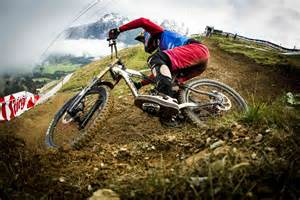 Downhill Mountain Bike Competitions