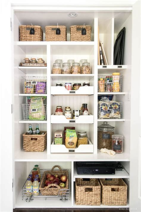 These Super Tidy Pantries Are Everything You Want in