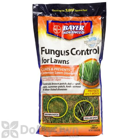 how do you treat black mold bayer advanced fungus for lawns granules