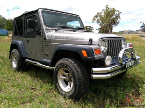 jeep wrangler manual jeep wrangler sport 4x4 2001 2d softtop manual 4l multi