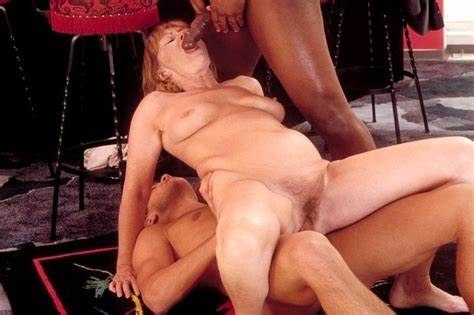 Timid Teenage Double Teamed By Ginger Studs