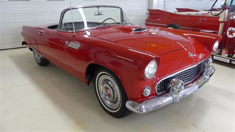 Columbus Ford Dealers by 1955 Ford Thunderbird Stock 223126 For Sale Near