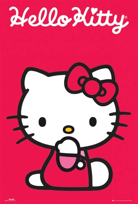 Hello Kitty posters - Hello Kitty Ballerina poster GN0476 ...