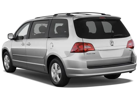 Volkswagen Routan Reviews Research New Used Models