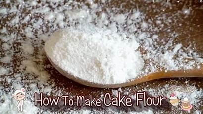 Cake Flour Own Silk Soft Fine Very