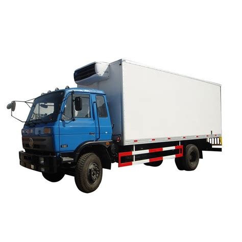 ton sandwich panels refrigerated truck manufacturers