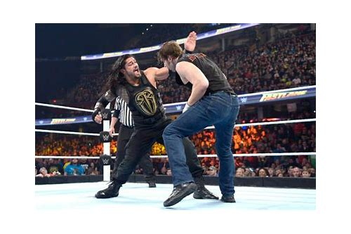 roman reigns superman punch images download