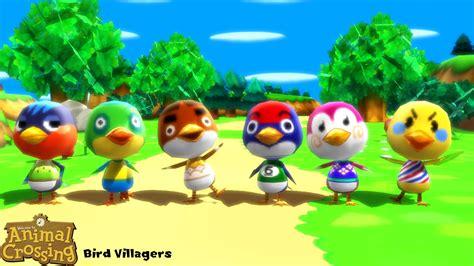 Mmd Model Bird Villagers Download By Sab64 On Deviantart