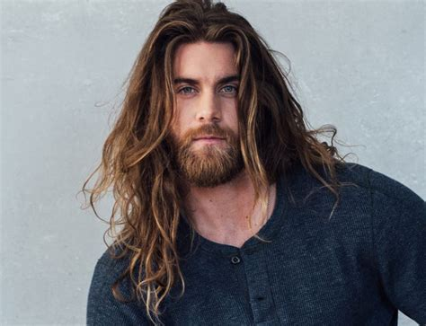 23 men with long hair that good 2019 guide