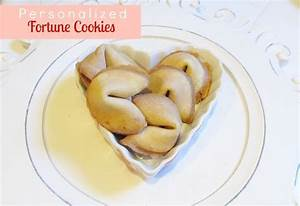 Shaped By Grace: Personalized Valentine's Day Fortune Cookies