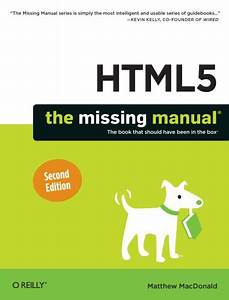 Download  Html5  The Missing Manual Pdf