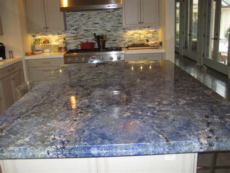 blue granite kitchen designs blue bahia granite granite countertops slabs tile 4812