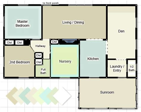 colored house floor plans 17 best 1000 ideas about country style houses on country