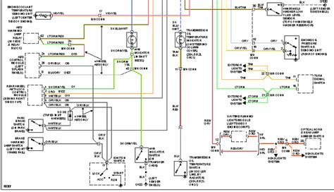 Dashboard Of 2000 Dodge Dakotum Wiring Diagram by I Need The Wiring Diagram For The Instrument Panel On A