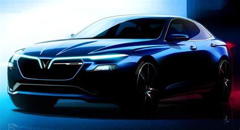 Sedan Cars : Vinfast Taps Pininfarina To Design Vietnam's First Cars
