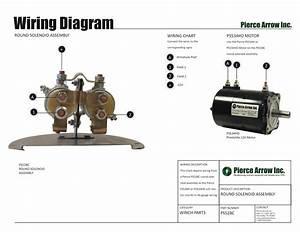 Mercruiser Trim Solenoid Wiring Diagram