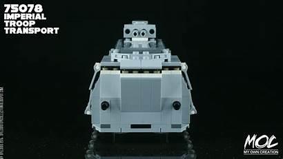 Itt Lego Imperial Transport Wars Star Moc