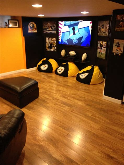 steeler man cave ideas joy studio design gallery best design