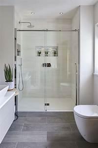 Elegant, Master, Ensuite, Shower, Room, In, Kingston