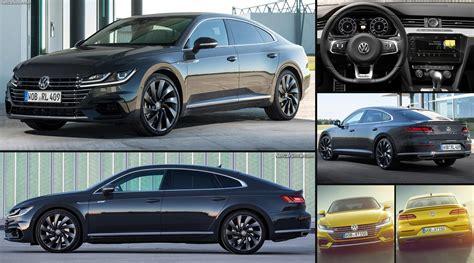 Volkswagen Arteon R 2020 by Volkswagen Arteon R Line 2018 Pictures Information