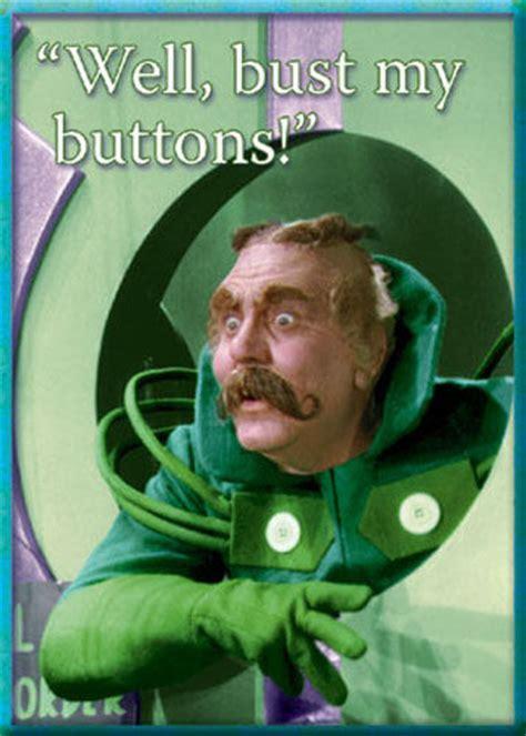 Well Bust My Buttons Magnet