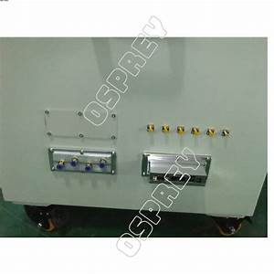 Stock Manual Medical Rf Testing Chamber