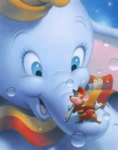 Walt Disney Dumbo Timothy Mouse
