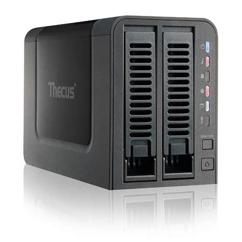 nas thecus raid soho linux usb storage server sata lan network ftp bay vs guide value class drobo advance setup