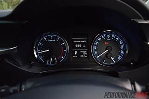 2014 Toyota Corolla Zr Sedan Review  Video
