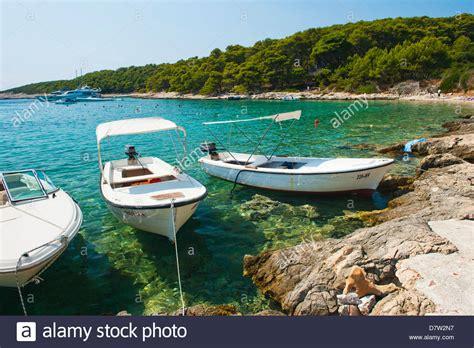 Croatian Islands Stock Photos And Croatian Islands Stock