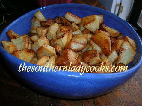 different ways to cook potatoes for dinner oven roasted potato bites the southern lady cooks