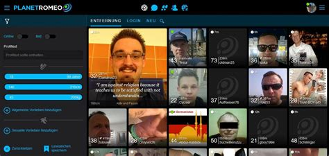 planetromeo mobile version umgestaltung der planetromeo website