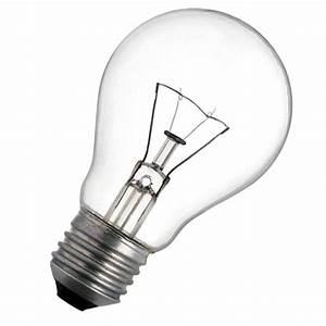 Ampoule E27 100w : ampoule incandescente classique 100w e27 pas cher ~ Edinachiropracticcenter.com Idées de Décoration
