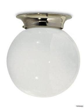 Globe Bathroom Light Fixtures by Lefroy Classic Flush Globe Light Bathroom Ceiling