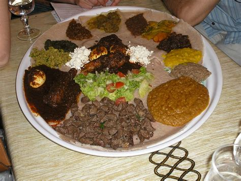 file plat de cuisine éthiopienne au ménélik jpg