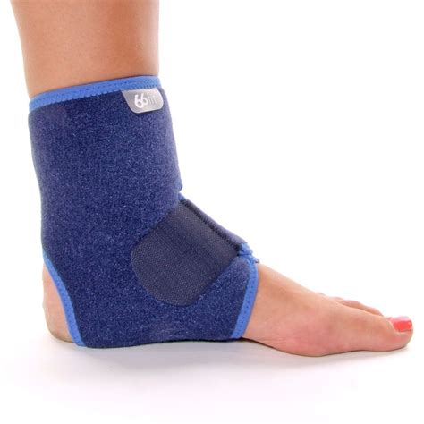 66fit ankle support with figure 8 sports