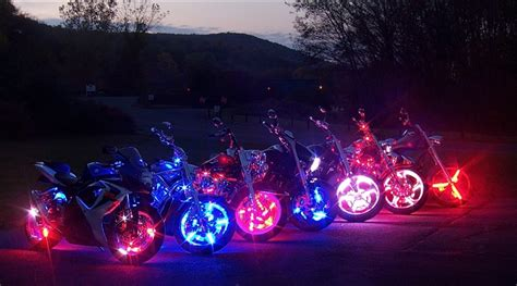 motorcycle wheel light kit the page cannot be found