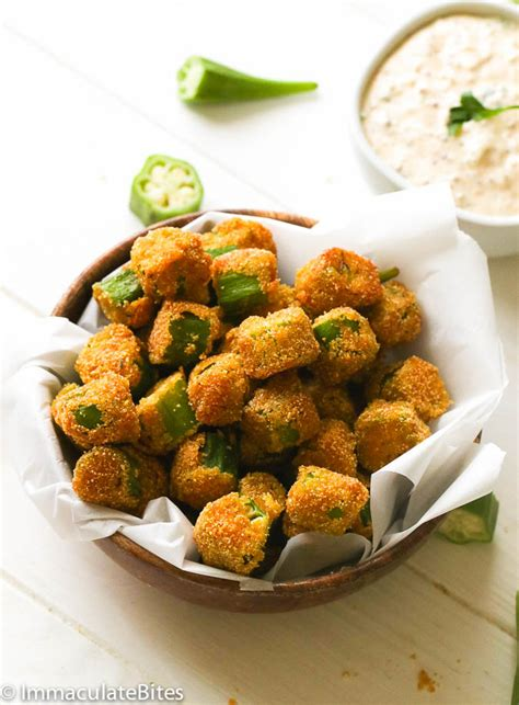 fried okra fried okra