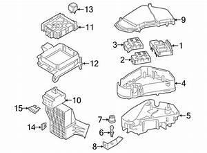 Porsche Cayenne Accessory Power Relay  Ignition Switch